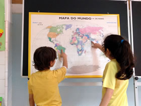 Salas do 1º Ciclo